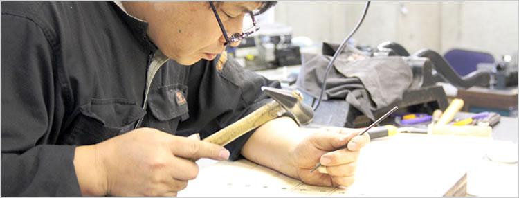 高い設計力と技術力で、抜き加工後の製品品質の良品化・高品質化に繋げます
