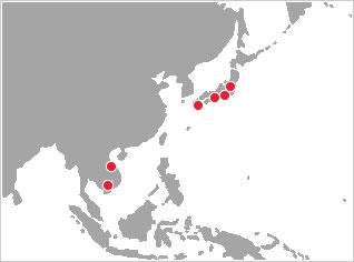 日本全国・アジア諸国のどこへでもお伺いいたします。
